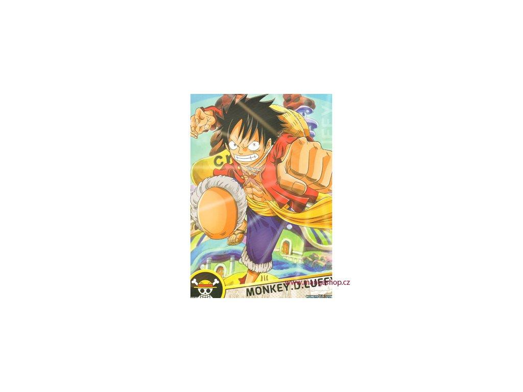 Plakát One Piece 163