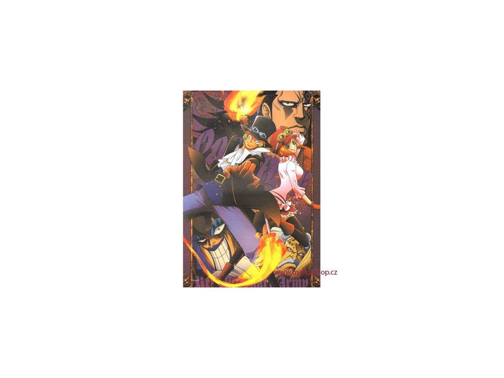 Plakát One Piece 166
