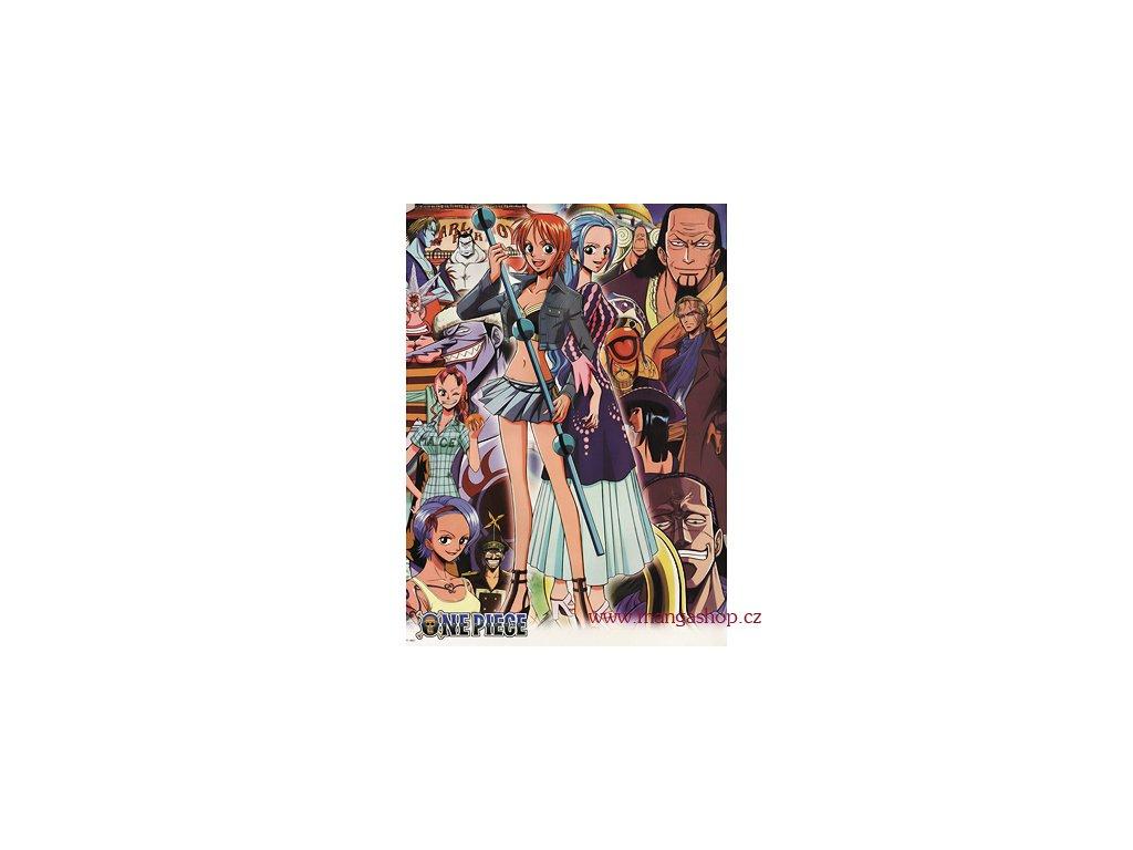 Plakát One Piece 5