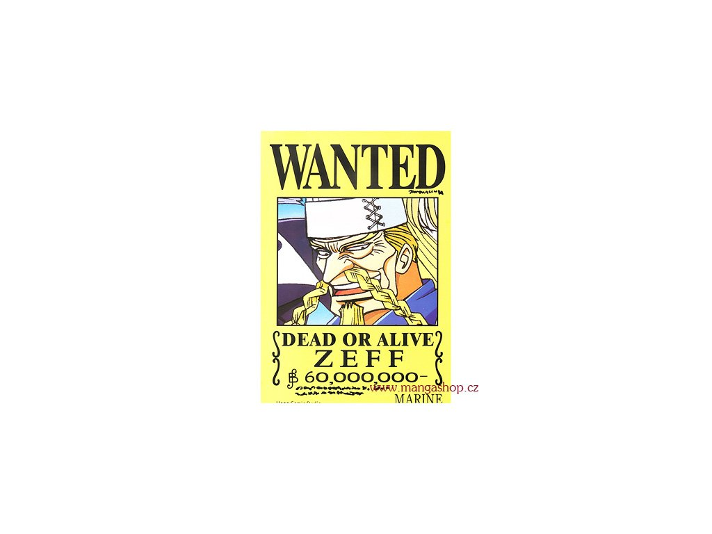 Plakát One Piece 50