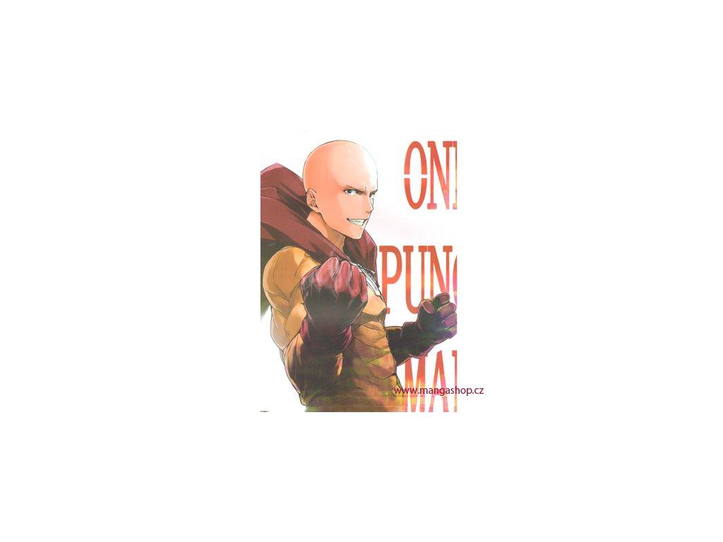 Plakát One Punch Man 11