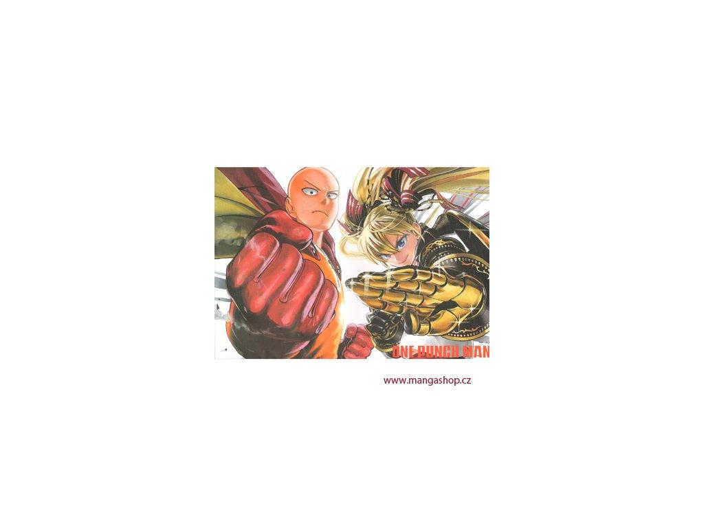 Plakát One Punch Man 3