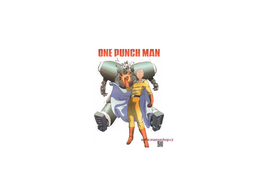 Plakát One Punch Man 40