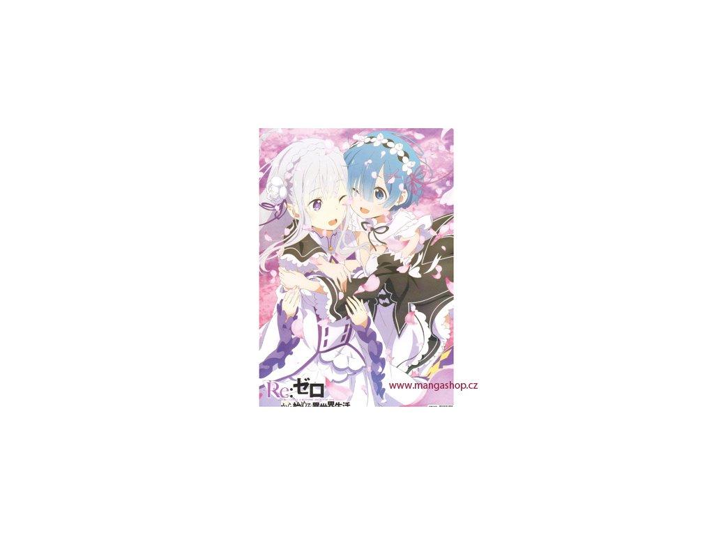 Plakát Re:Zero 25