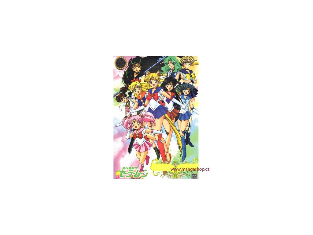 Plakát Sailor Moon 5