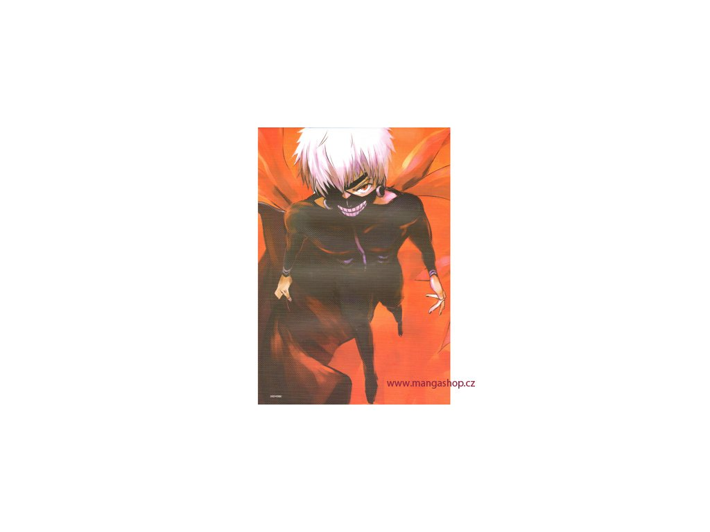 Plakát Tokyo Ghoul 80