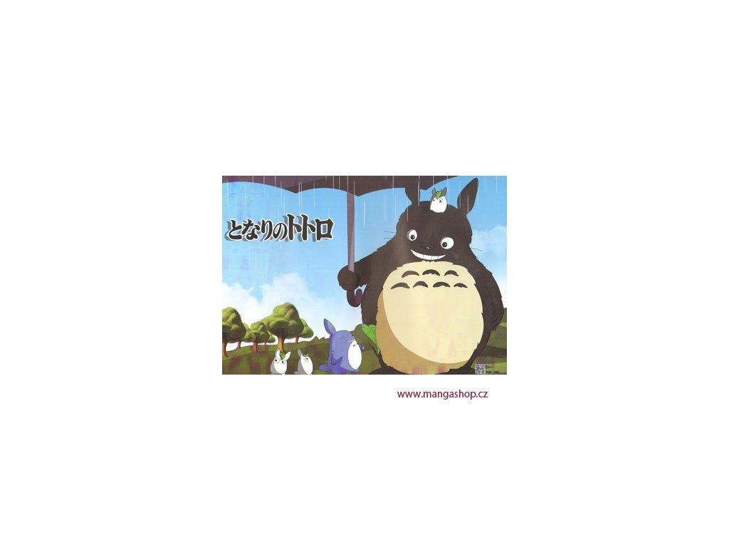 Plakát Totoro 25