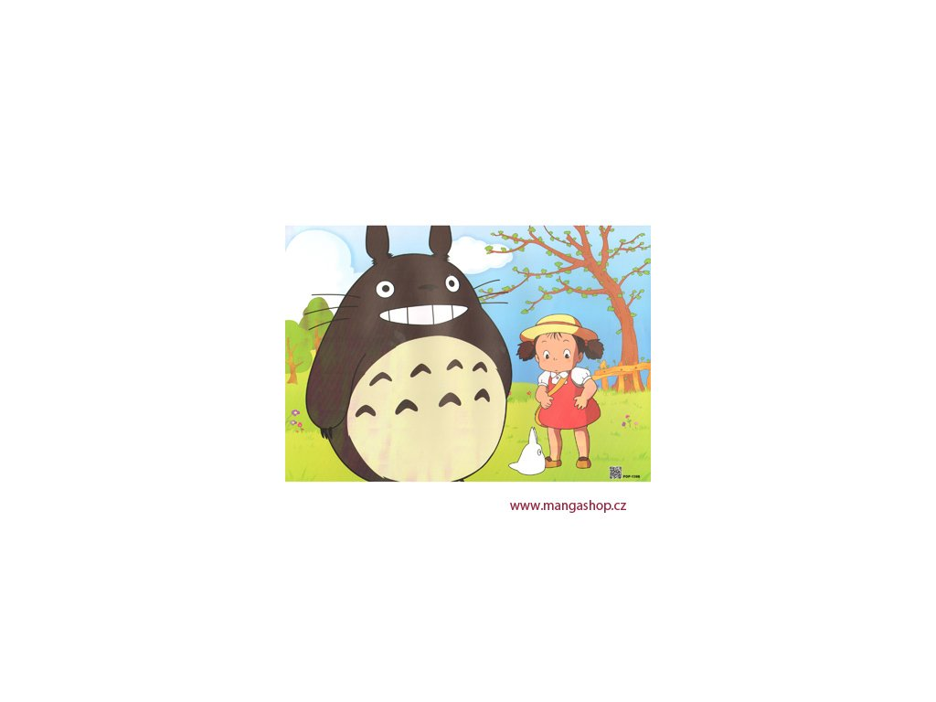 Plakát Totoro 29