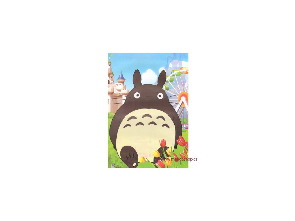 Plakát Totoro 31