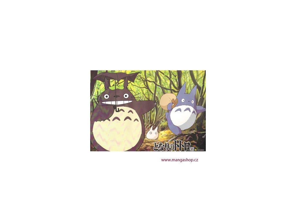Plakát Totoro 32