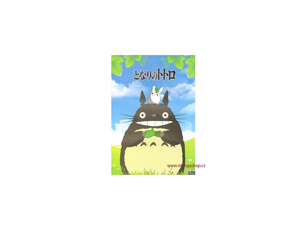Plakát Totoro 40