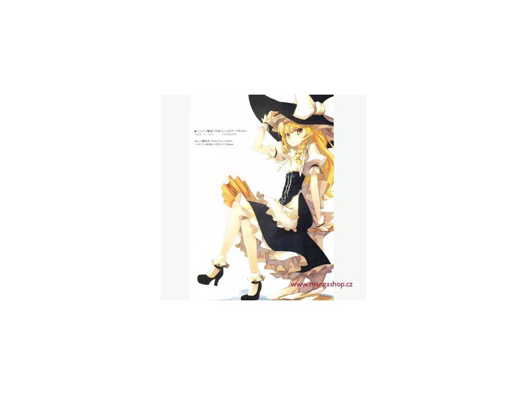 Plakát Touhou Project 11