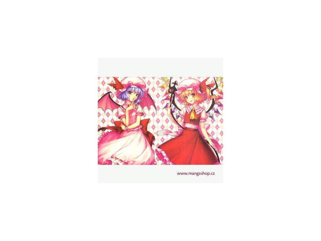 Plakát Touhou Project 4