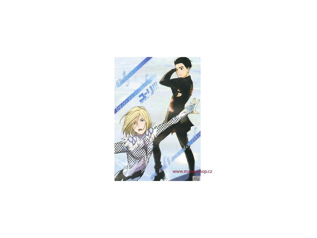 Plakát Yuri!!! on Ice 12
