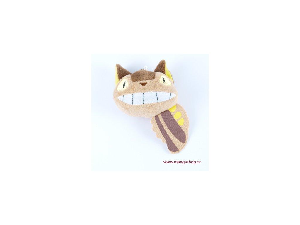 Plyšová klíčenka Kočkobus