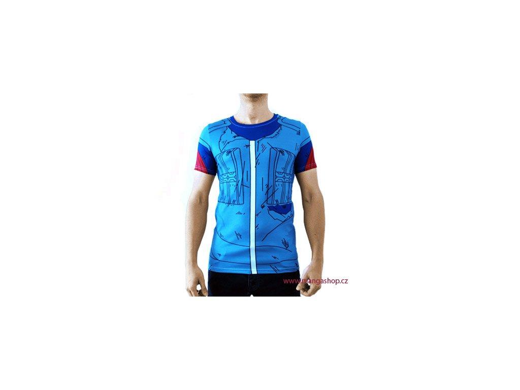Přiléhavé tričko Kakashi XXL
