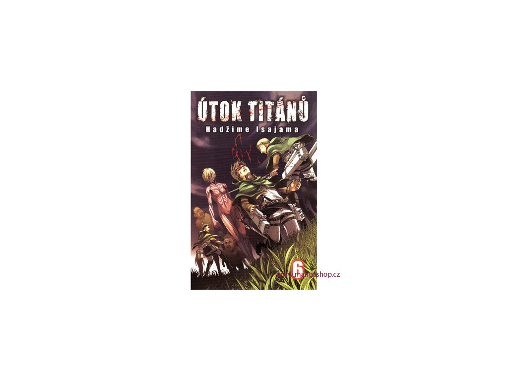 Útok titánů 6