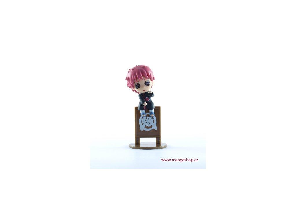 Figurka sedící chibi Sasori