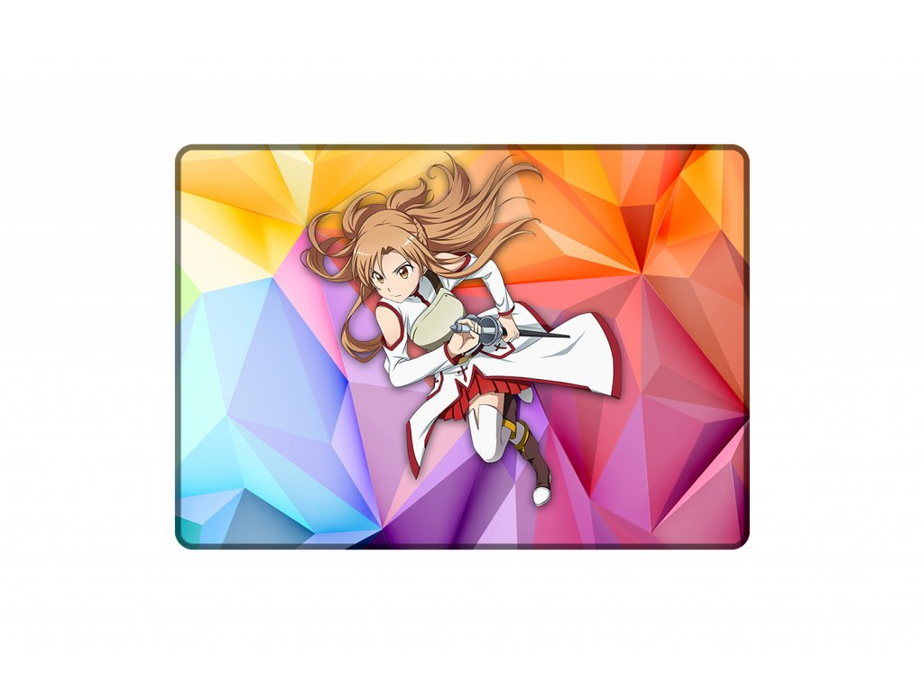 Podložka Asuna Fight style A3 mock up