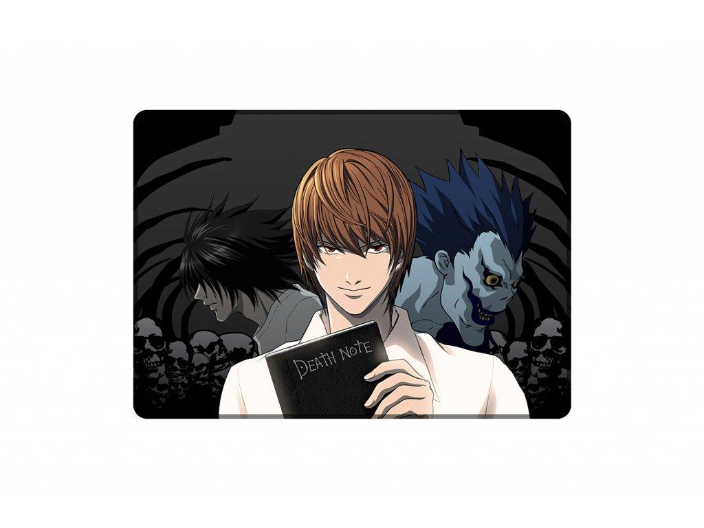 PODLOŽKA Death Note characters A3 MOCK UP