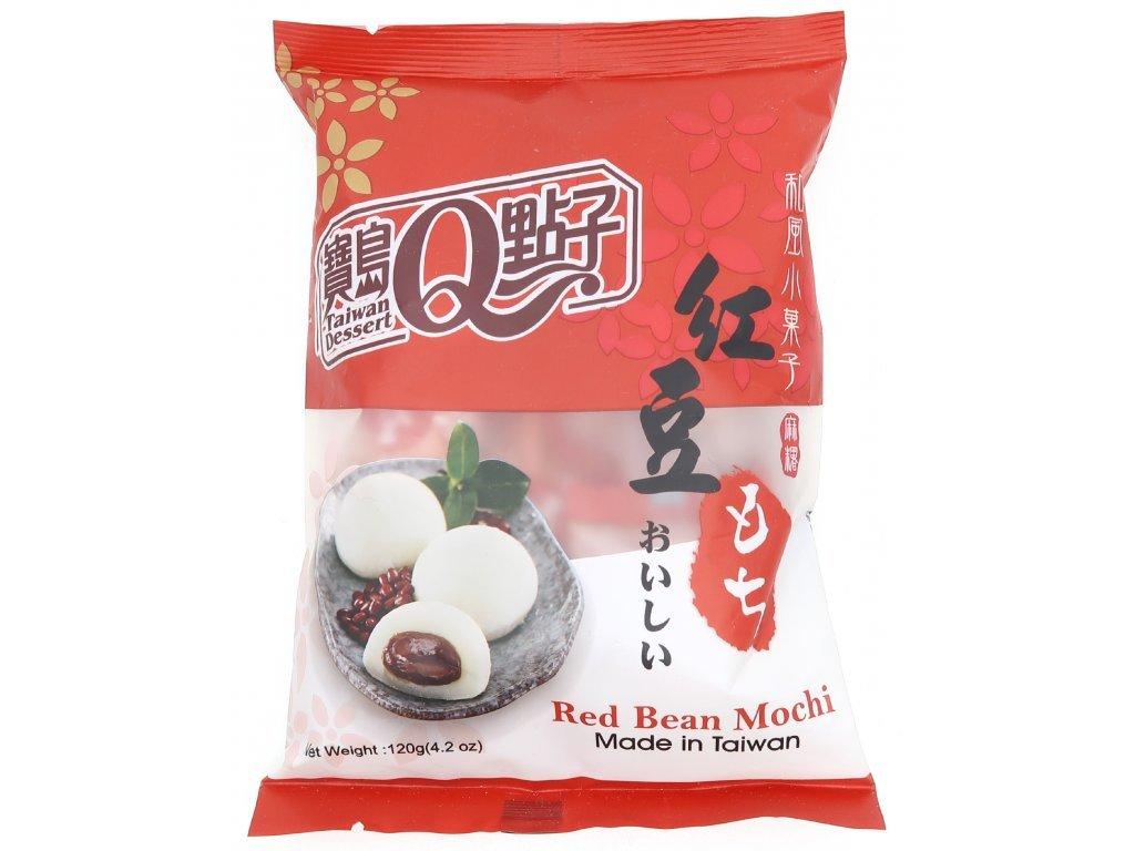 Mochi red bean