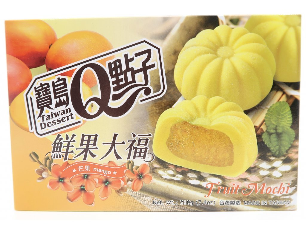 awon mochi kolacky mango