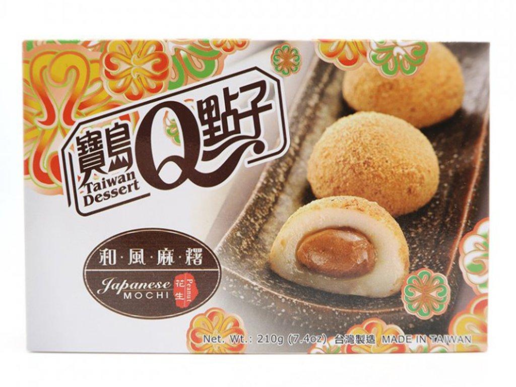 mochi peanut