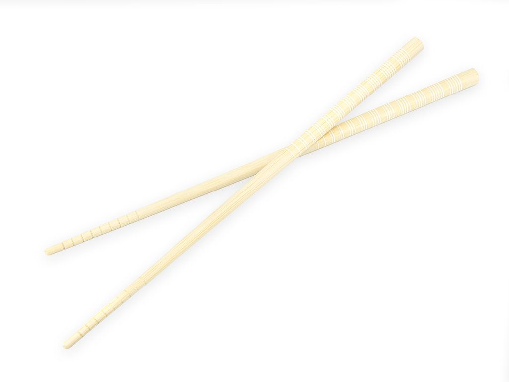 Bambusové hůlky Striped
