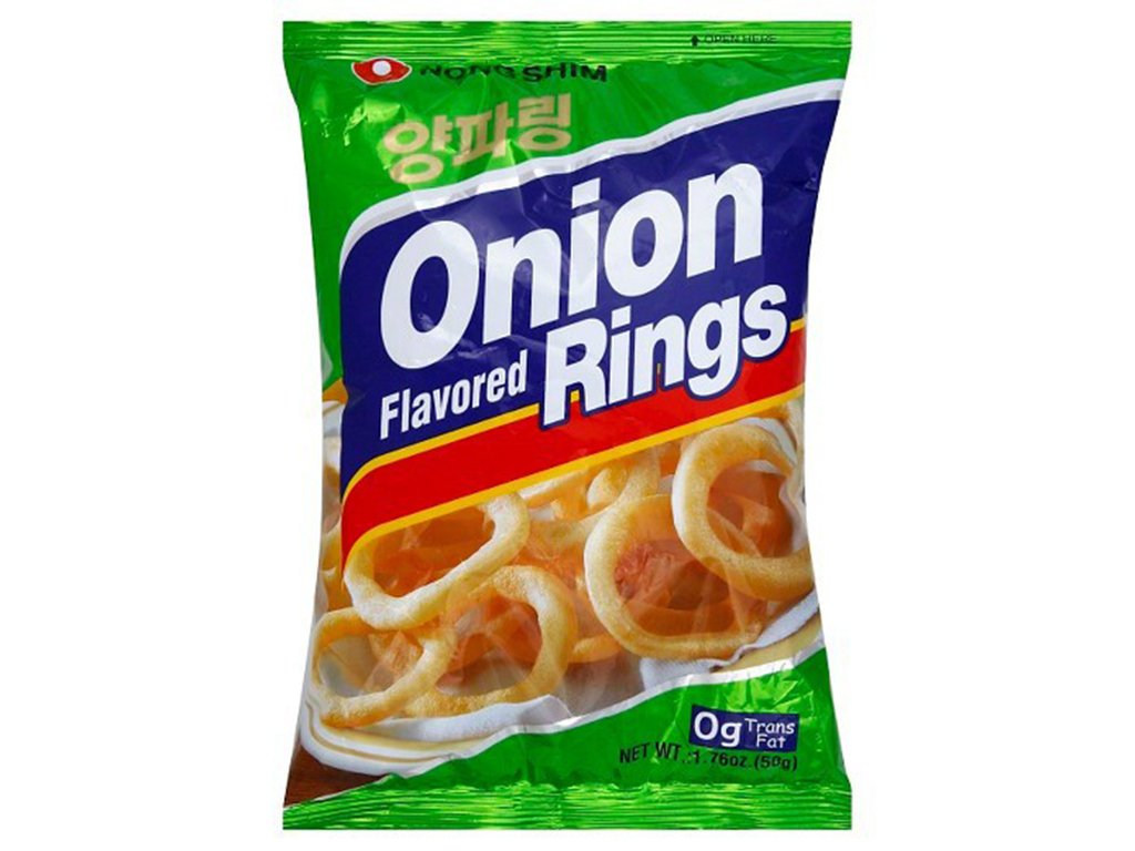 Nonshin onion ring