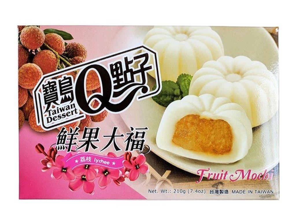 He Fong koláčky Mochi Liči 210g