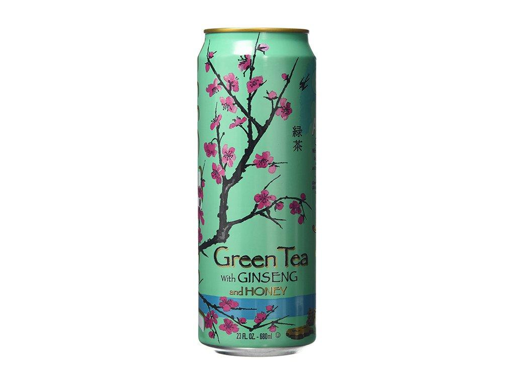 Arizona Green Tea Ginseng & Honey