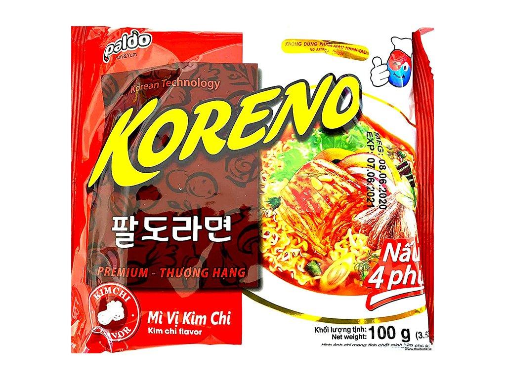 kORENO kimchi