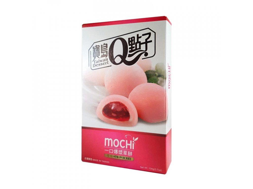 mochi strawberry 104 gr