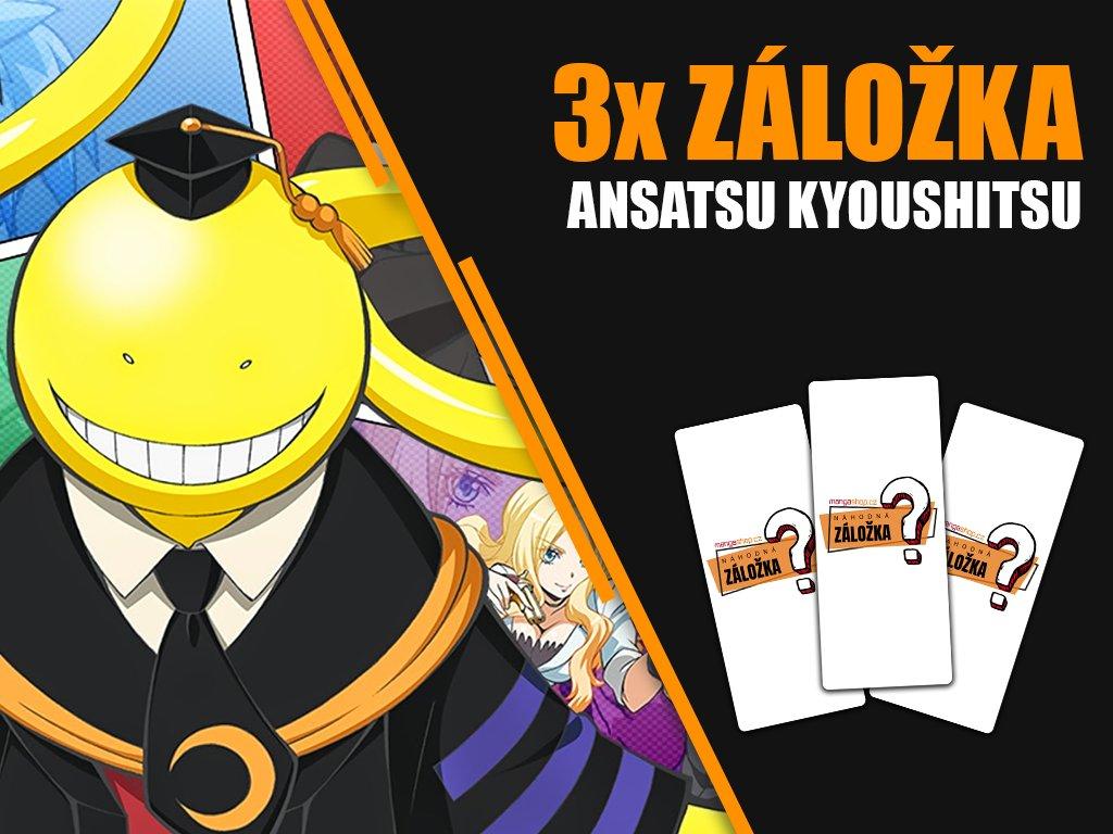 Ansatsu Kyoushitsu 3