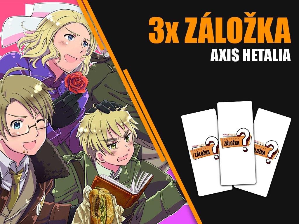 Axis Hetalia 3