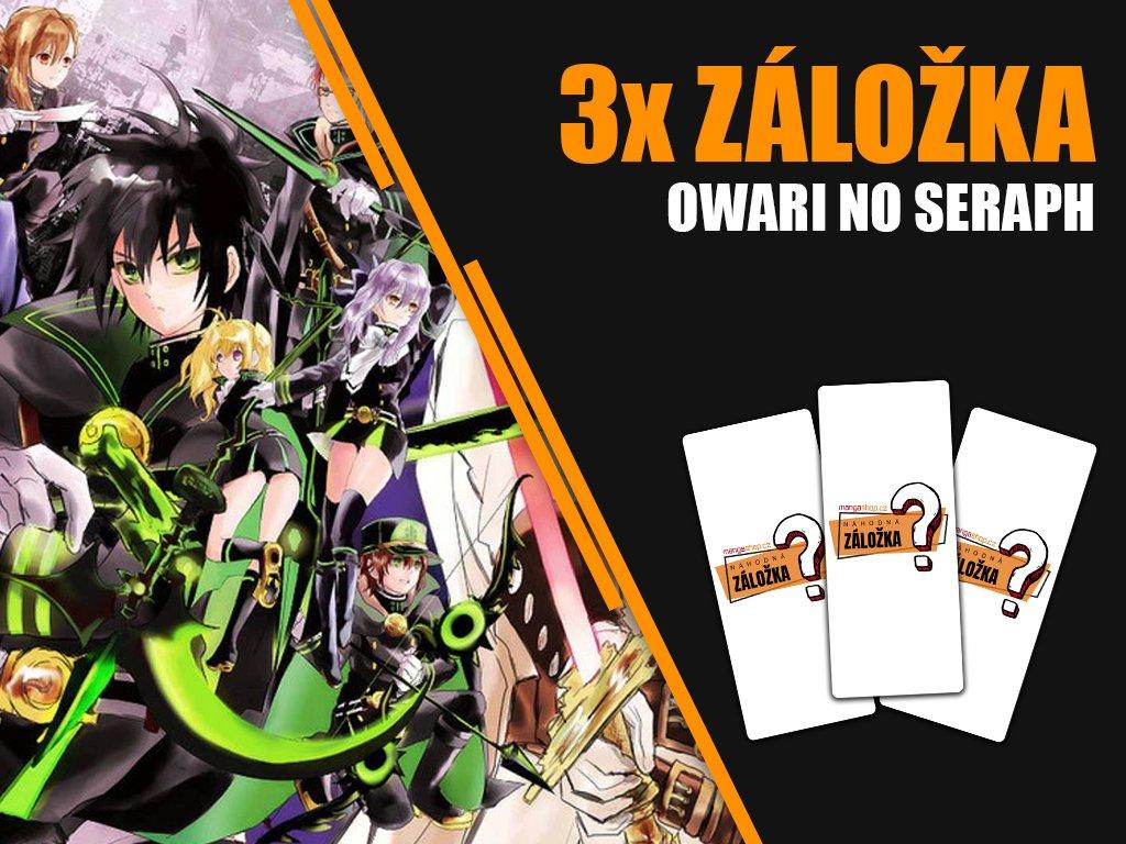 Owari no Seraph 3