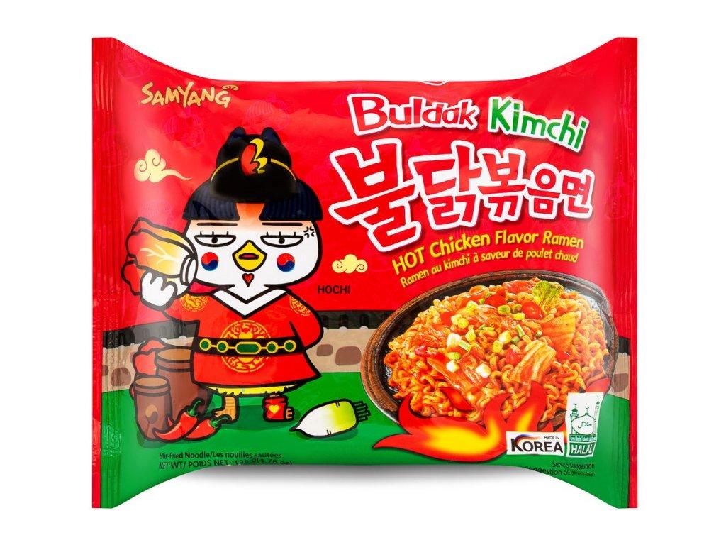 SAMYANG Hot Chicken Ramen Kimchi - 135 g