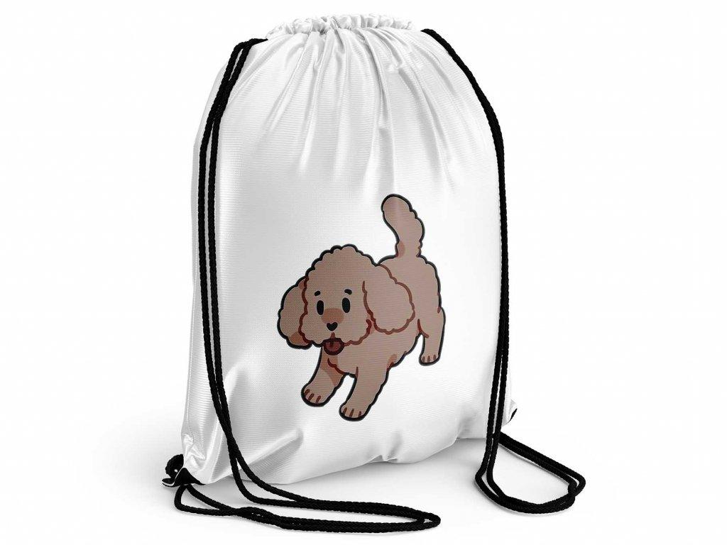 Dog Nylonový van na záda UMÍSTĚNÍ NA ESHOP (v1.01)