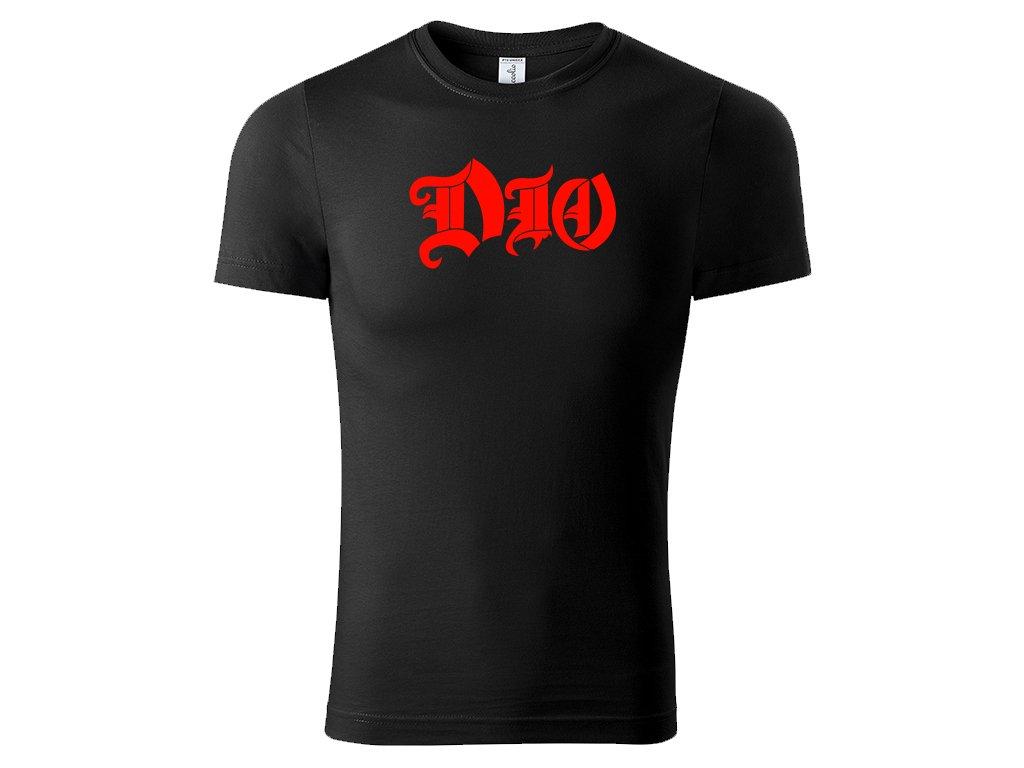 Dio logo černé (folie)