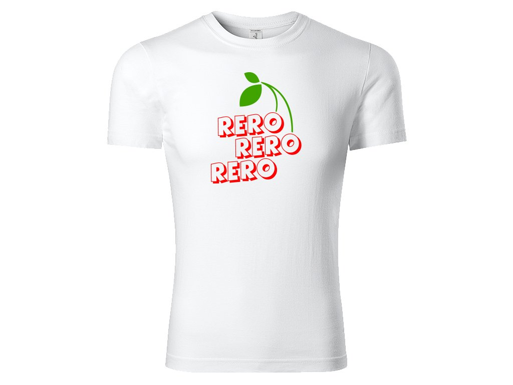 Rero Rero Rero bílá (folie)