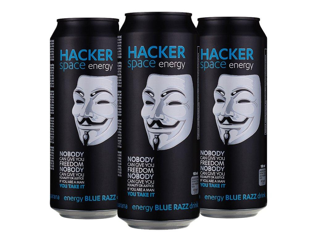 hacker bundle blue razz