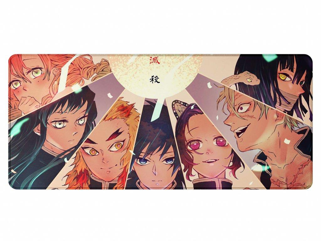 Characters Circle (XL)