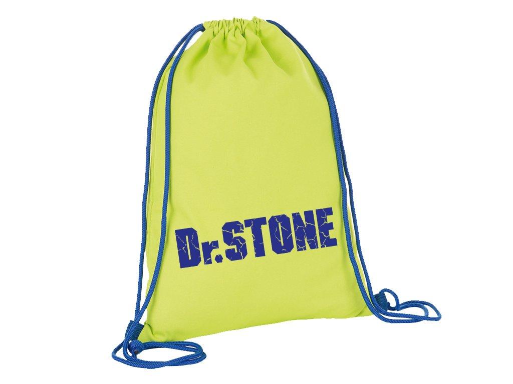 Bavlněný vak na záda Dr. Stone