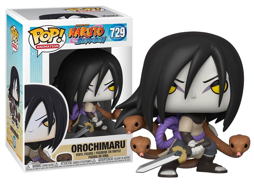 Figurka POP! Orochimaru - 10 cm