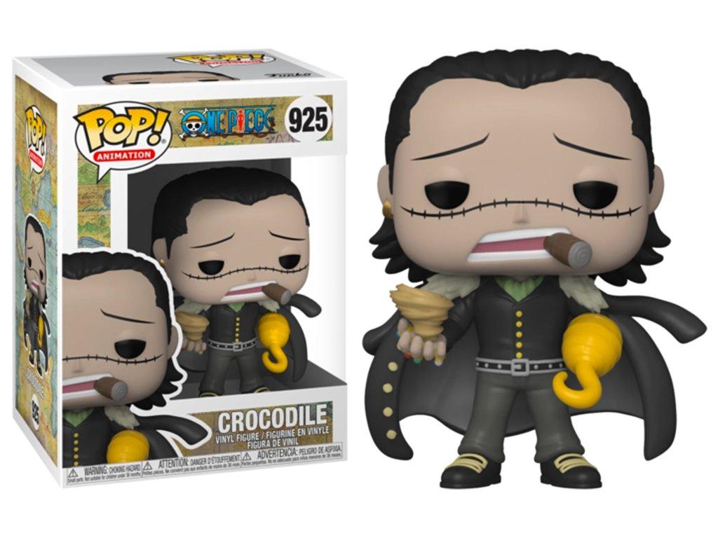 funko pop figure one piece crocodile