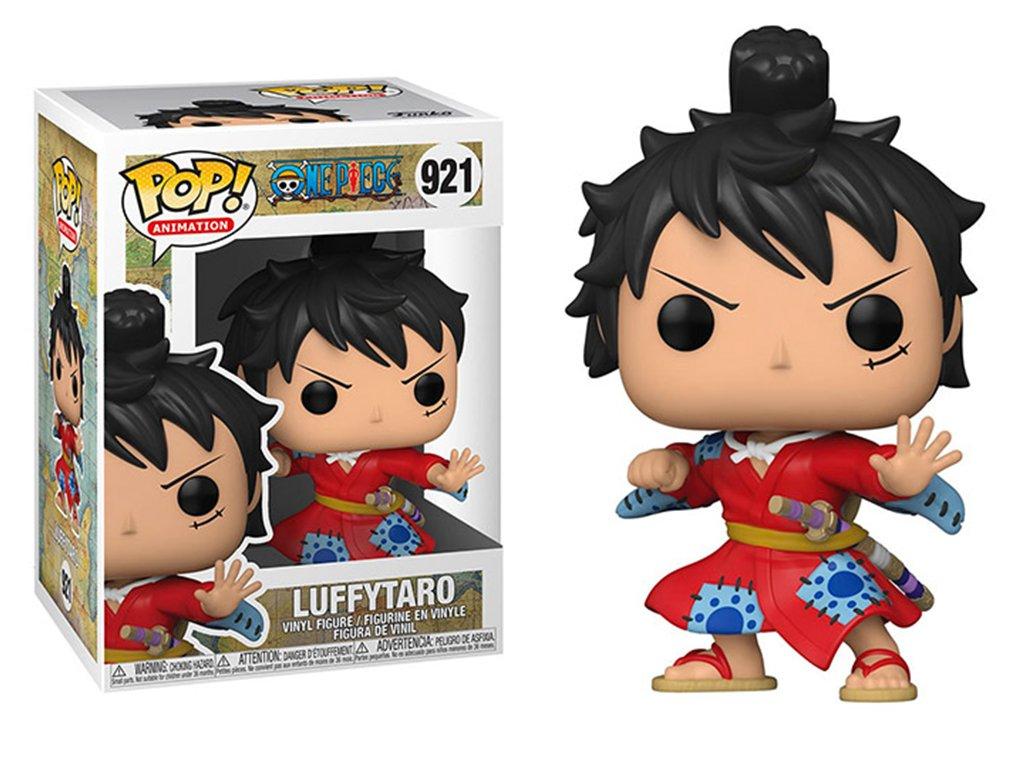 pop figure luffytaro one piece