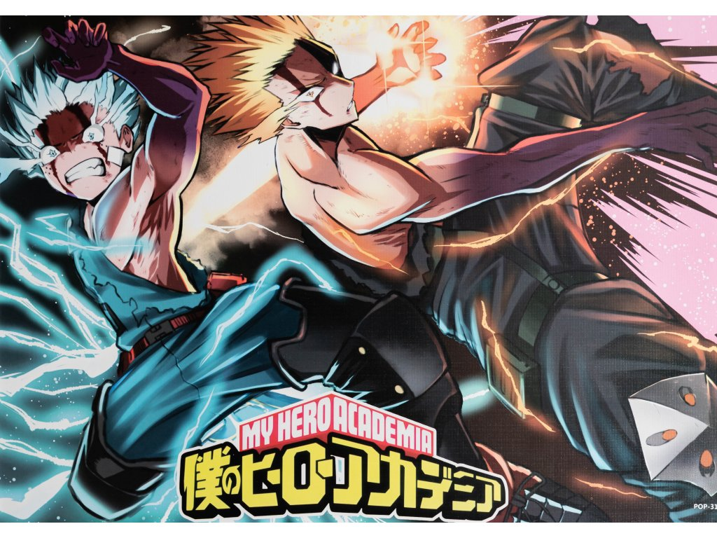Plakát Boku No Hero Academia - 2 (N)