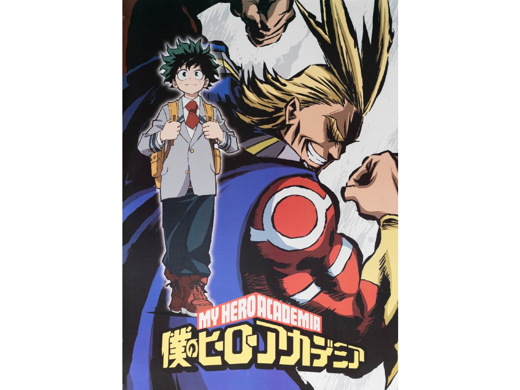 Plakát Boku No Hero Academia - 4 (N)