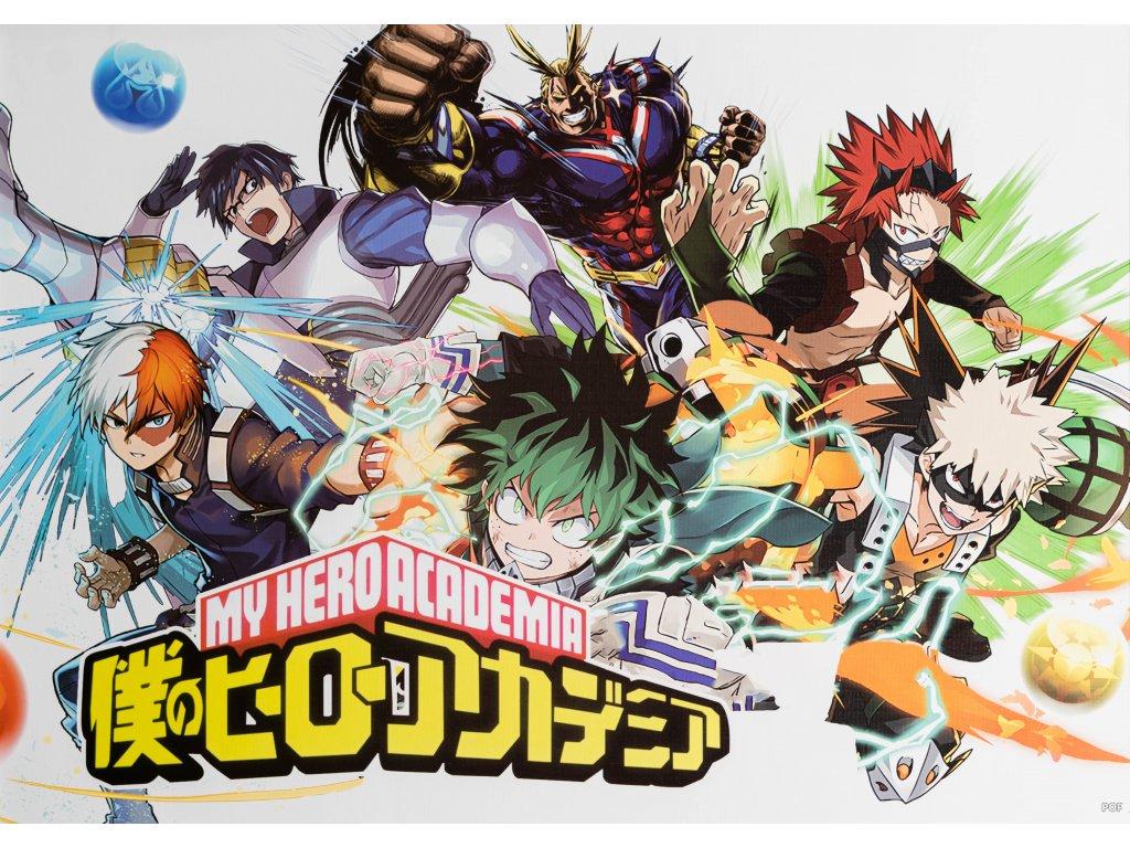 Plakát Boku No Hero Academia - 6 (N)