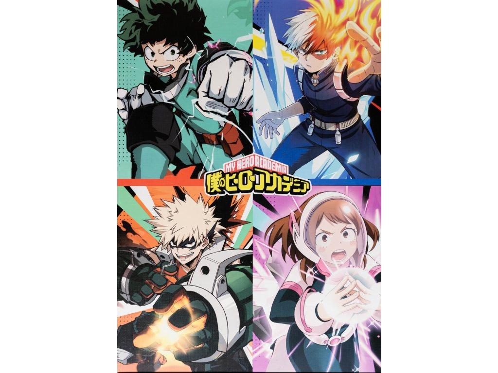 Plakát Boku No Hero Academia - 7 (N)